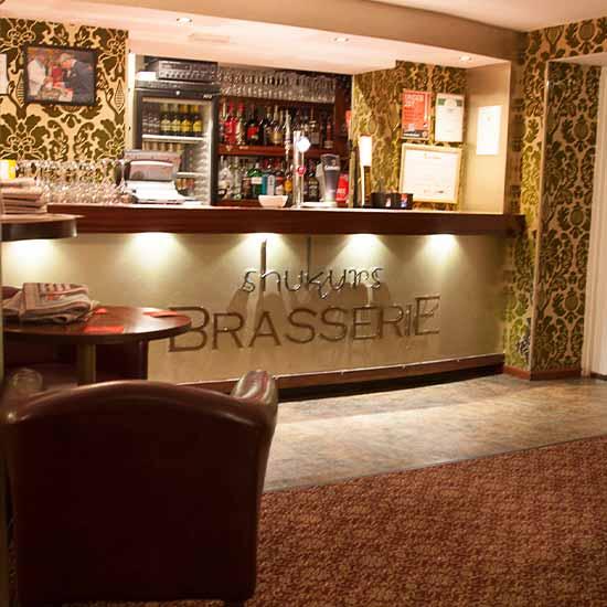 Shukurs Brasserie Bar